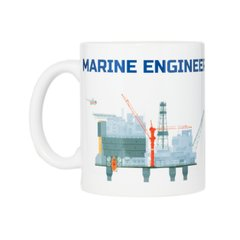 "Чашка ""Marine engineer"""